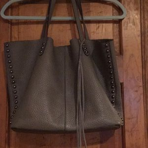 Rebecca Minkoff pebbled Leather tote